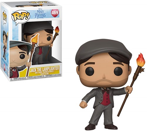 POP! Mary Poppins Returns Jack the Lamplighter