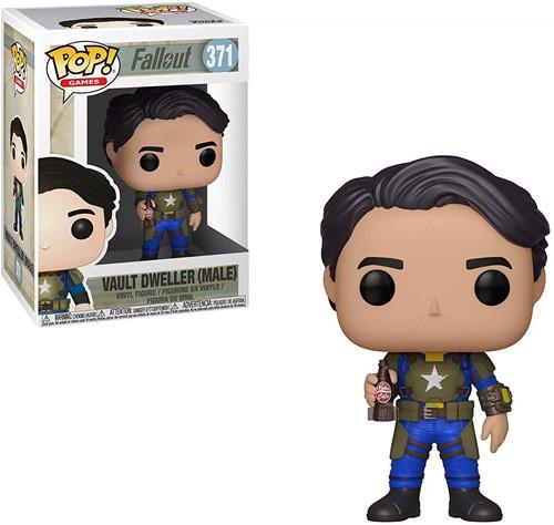 POP! Fallout Vault Dweller Male
