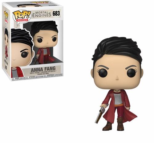 POP! Mortal Engines Anna Fang