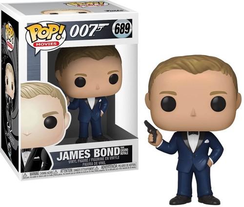 POP! James Bond Daniel Craig Casino Royale