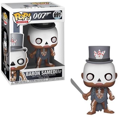 POP! James Bond S2 Baron Samedi