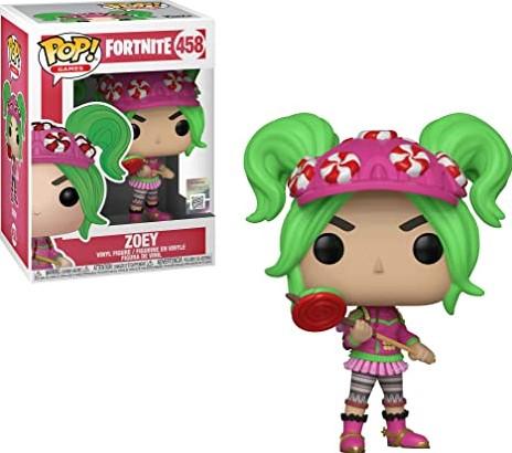 POP! Fortnite First Light S2 Zoey