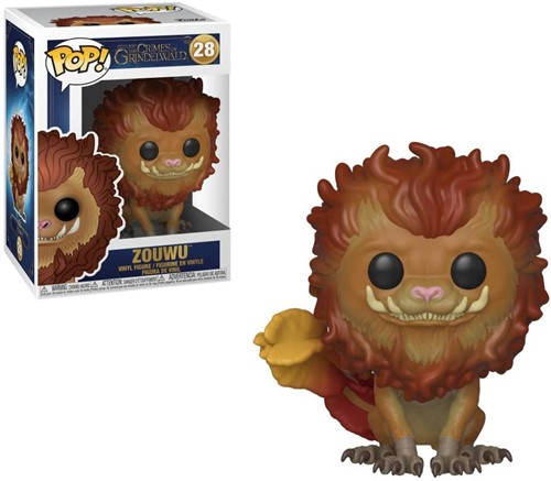 POP! Fantastic Beasts 2 Zouwu