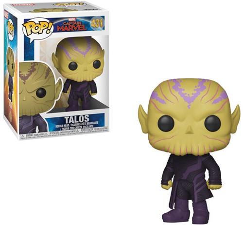 POP! Marvel Captain Marvel Talos