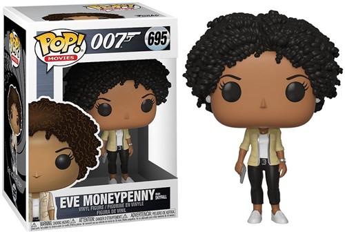 POP! James Bond S2 Eve Moneypenny
