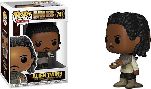 Funko POP! Men In Black International Alien Twins