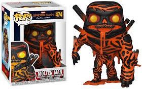 POP! Spiderman FFH Molte