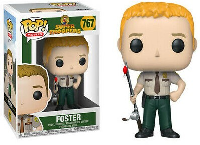 POP! Movies Super Troopers S2 - Foster