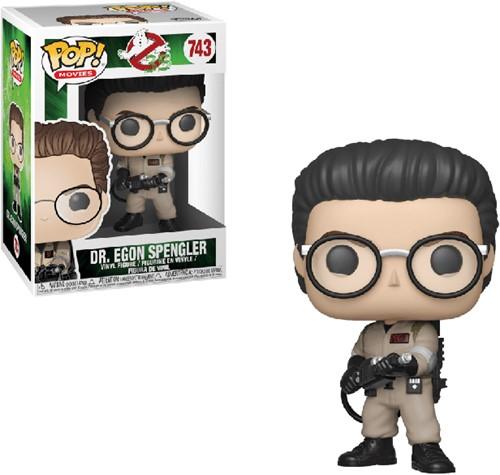 POP! Ghostbusters Dr Egon Spengler