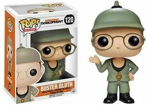 POP! Arrested Dev - Buster Bluth