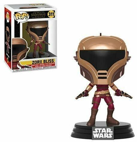 Funko POP! Sw Rise of Skywalker Zorii Bliss