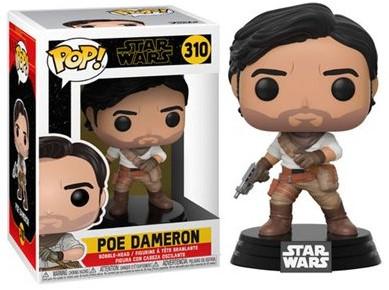 Funko POP! SW Rise of Skywalker Poe Dameron