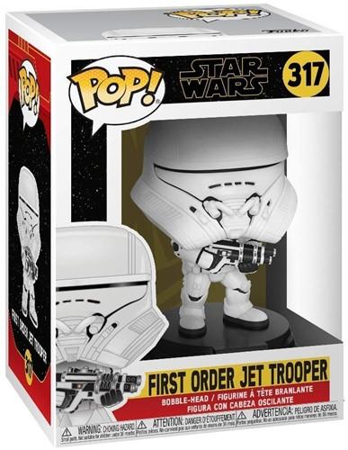 POP! Star Wars Rise of Skywalker Jet Trooper