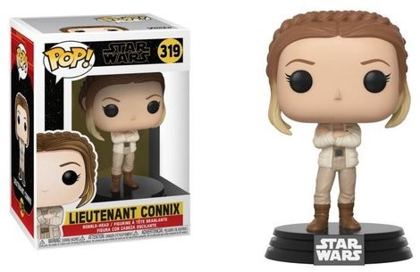 POP! Star Wars Rise of Skywalker Lieutenant Connix