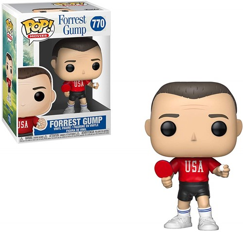 POP! Forrest Gump Ping Pong Outfit