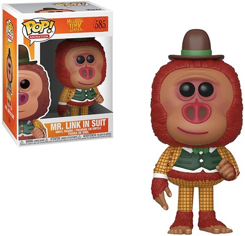 POP! Animation Missing Link - Link w/clothes