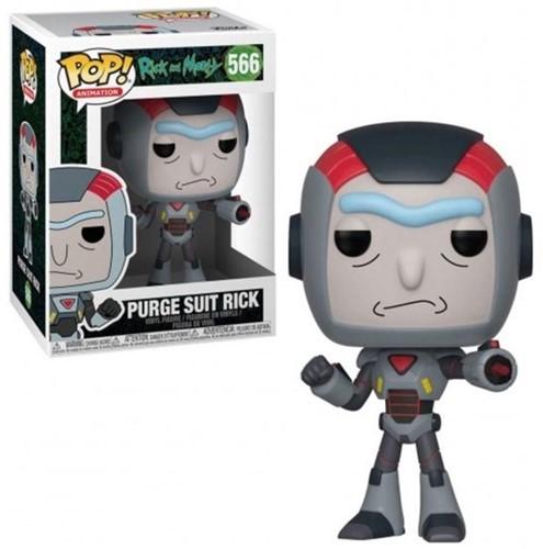 POP! Animation Rick & Morty S6 Rick in Mech Suit