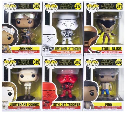 POP! Star Wars The Rise of Skywalker assorti