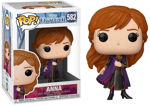 POP! Disney Frozen 2 Anna Cloak
