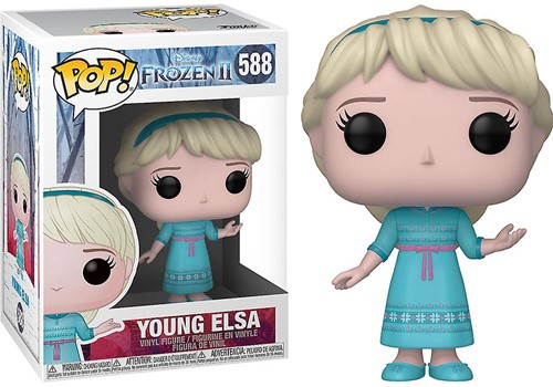 POP! Disney Frozen 2 Elsa Young