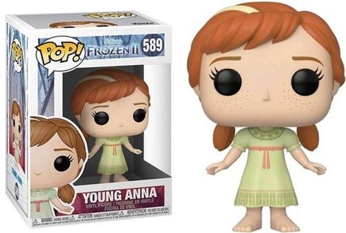 POP! Disney Frozen 2 Anna (Young Version)