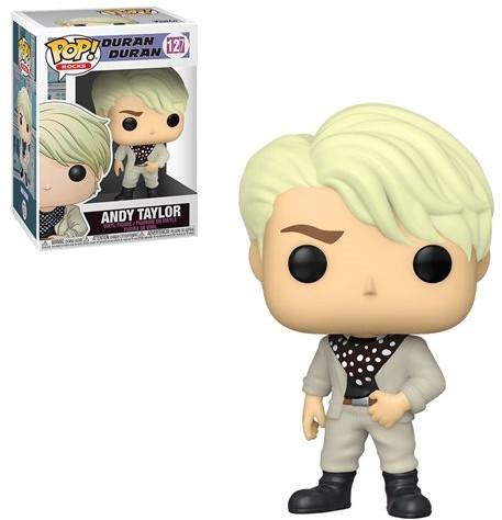 POP! Rocks Duran Duran Andy Taylor