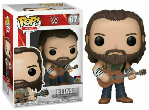 POP! WWE Elias with Guitar