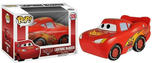 POP! Cars - Lightning McQueen
