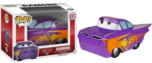 POP! Cars - Ramone
