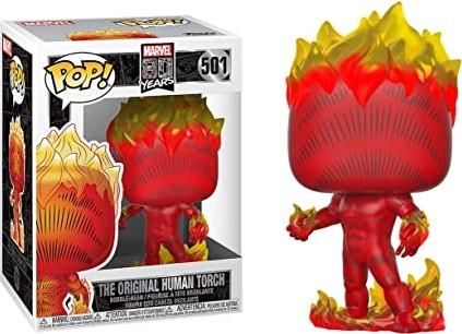 POP! Marvel The Original Human Torch