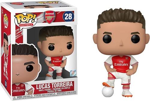 POP! Football Arsenal Lucas Torreira