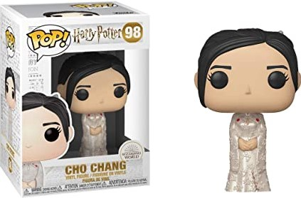 POP! Harry Potter Cho Chang (Yule)