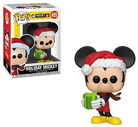 POP! Disney Holiday Mickey Mouse (JP)