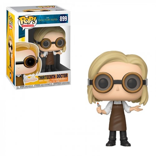 POP! Doctor Who 13th Doctor with Goggles