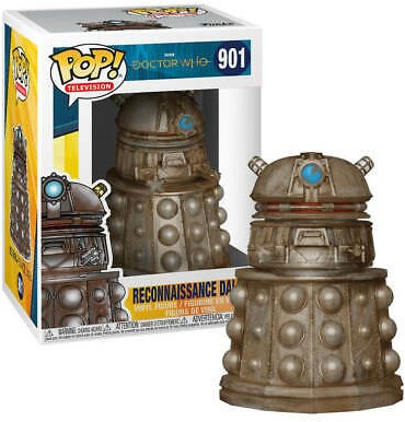 POP! Doctor Who Reconnaissance Dalek