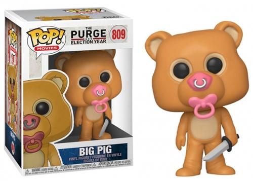 POP! Movies The Purge Big Pig (Ectn Yr)