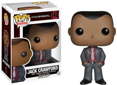 POP! Hannibal - Jack Crawford