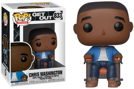 Funko POP! Movies Get Out Chris Hypnosis