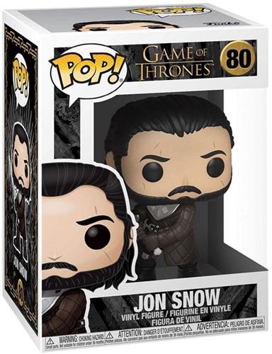 POP! Game of Thrones Jon Snow Season 8
