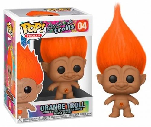 POP! Trolls Orange Troll