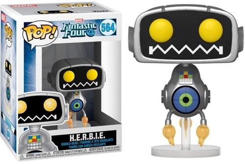 POP! Fantastic Four  H.E.R.B.I.E.