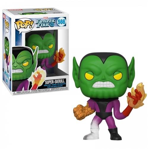 POP! Fantastic Four Super Skrull
