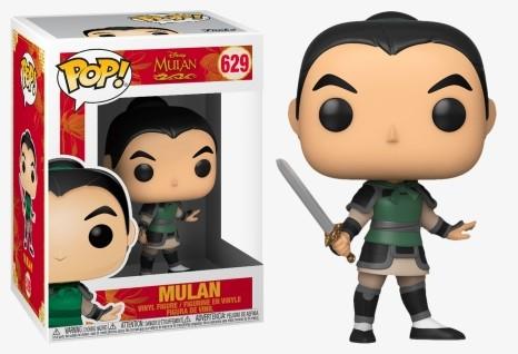 POP! Disney Mulan Mulan as Ping