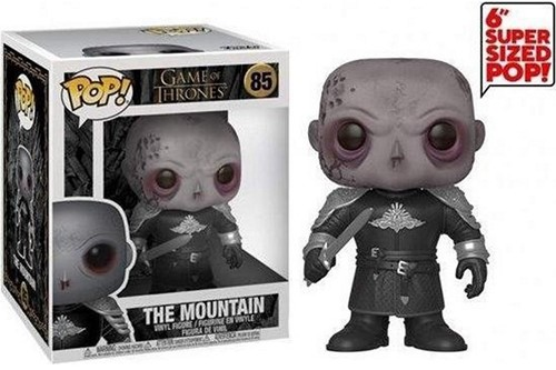 POP! Game of Thrones The Mountain XL 6 inch