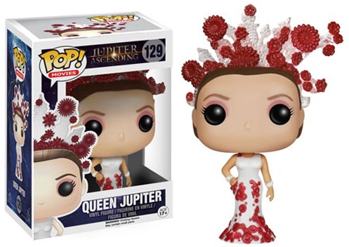 POP! Jupiter Ascending - Queen Jupiter