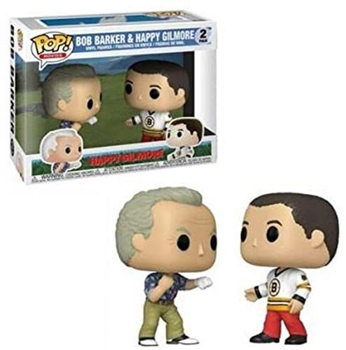 POP! Movie Happy Gilmore 2Pk Happy B. Barker