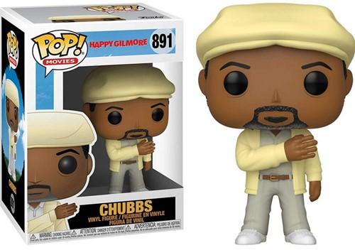 POP! Happy Gilmore Chubbs