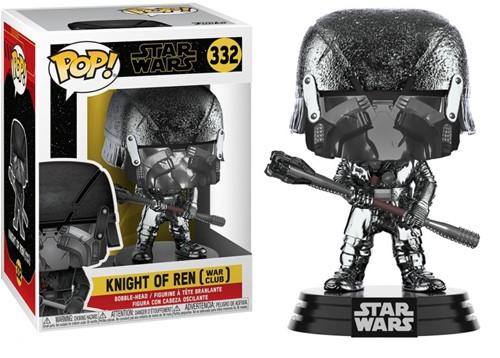 POP! Star Wars Knight of Ren (War Club)
