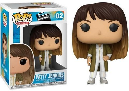 POP! Directors Directors Patty Jenkins