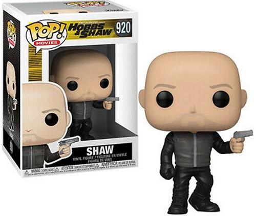 POP! Hobbs & Shaw Shaw